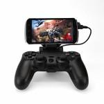 PS4 DualShock 4 – Une attache pour jouer sur votre terminal Android
