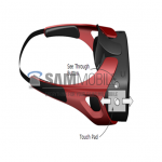 Gear VR – Une image du casque de réalité virtuelle Samsung