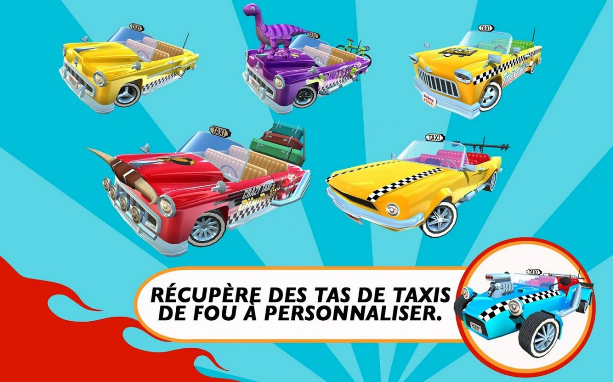 Crazy Taxi™ City Rush   Applications Android sur Google Play