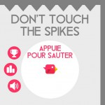 Don't Touch The Spikes – Inspiré de Flappy Birds