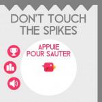 Don't Touch The Spikes – Inspiré de Flappy Birds