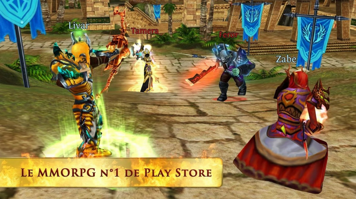 Order   Chaos Online   Applications Android sur Google Play