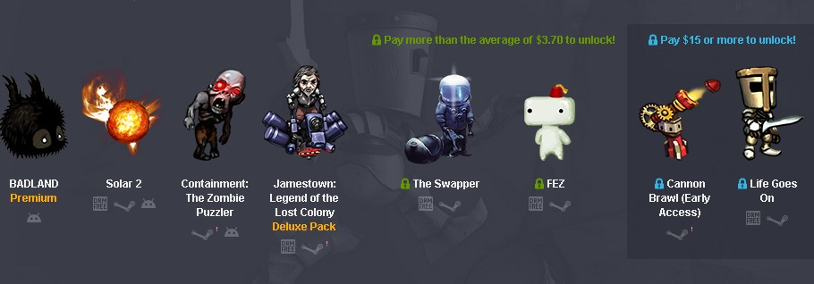 PAX 10 Humble Flash Bundle 2