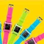 Pebble – 3 nouveaux coloris en édition lmitée #FreshHotFly