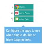 TapPath – Personalisez l'ouverture des vos URL