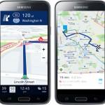 Nokia Here disponible sur Android mais seulement pour les Samsung