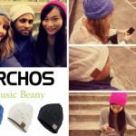 Music Beany – Archos présente son bonnet bluetooth