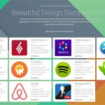 Beautiful Design Summer 2014 – Une sélection d'Apps Design by Google