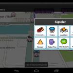 Waze – MAJ avec mémorisation de la place de parking et lieux commerciaux