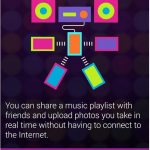 PartyShare – Transformez votre Xperia en jukebox.