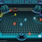 Futu Hoki – Un jeu de air hockey futuriste