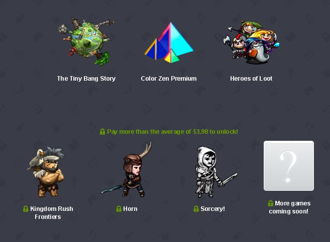 Humble Mobile Bundle 7  pay what you want and help charity