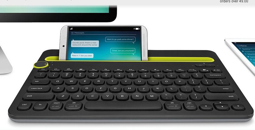 K480 Keyboard – Multi Device 2