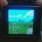 Et sinon Minecraft sur Android Wear ça donne quoi ? #video
