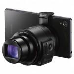 Sony QX30 et QX1 – La nouvelle gamme d'objectif photo #IFA201