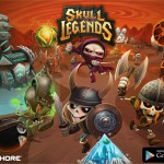 Skull Legends – Tower defense et action à la 1ère personne