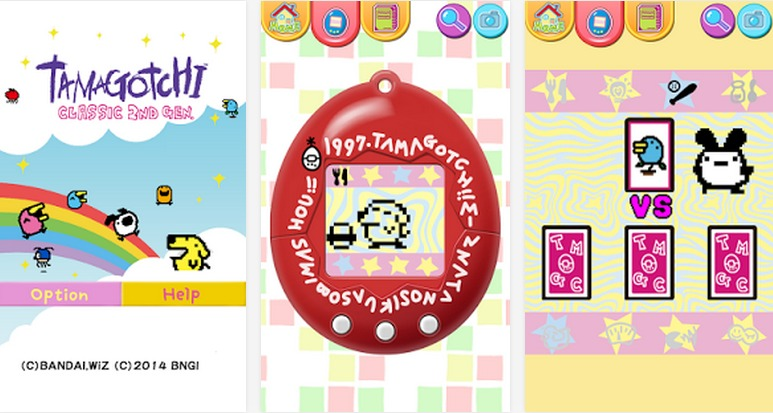 Tamagotchi Classic 2nd gen.   Applications Android sur Google Play
