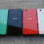 Xperia Z3 Compact – Le plein de photos et de coloris