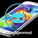 CyanogenMod 11 disponible pour  le Galaxy s4 i9505