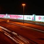 LG se paye le plus grande panneau d'affichage du monde en Arabie Saoudite