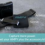 AMPY – Rechargez votre terminal avec les mouvements du corps
