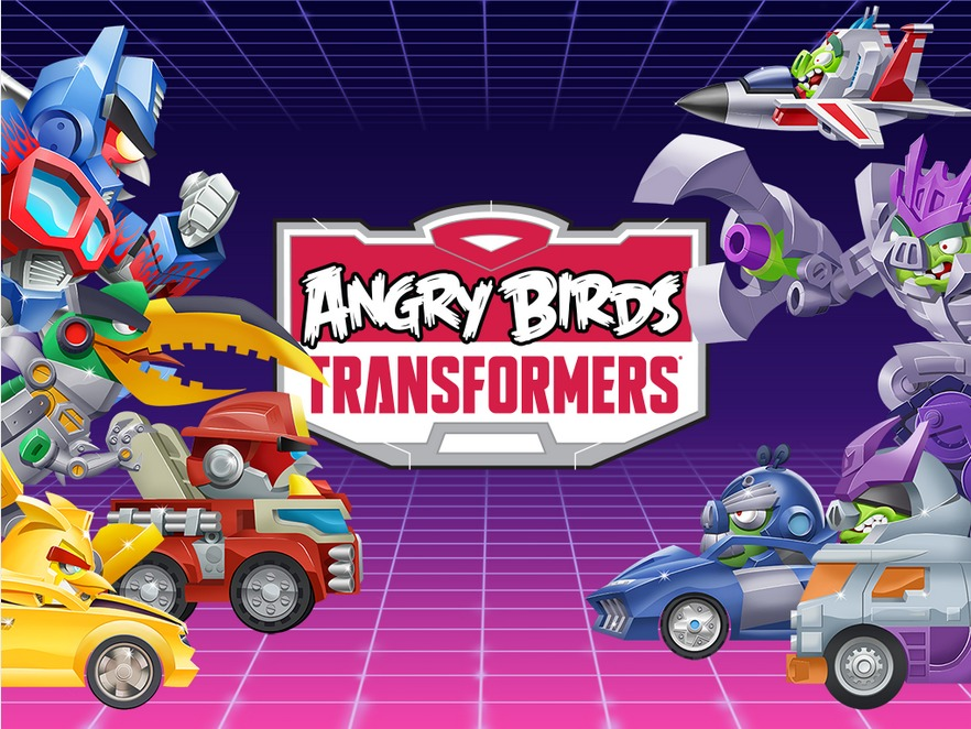 Angry Birds Transformers   Applications Android sur GooglePlay