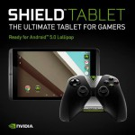 Android 5.0 Lollipop – Lollipop annoncé pour la NVIDIA SHIELD tablet