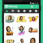 Bitmoji – Transformez votre avatar Bistrips en emoji