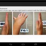 BrainWave – Contrôlez votre lecteur de musique avec des gestes