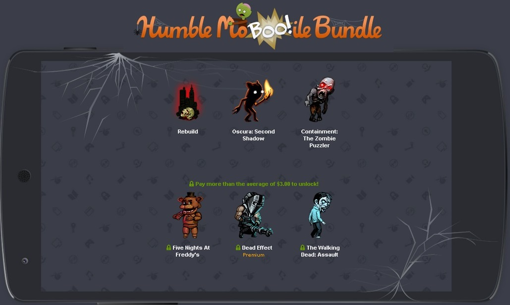 Humble Mo boo  ile Bundle  pay what you want and help charity