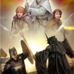 Le Seigneur des Anneaux – Un RPG au tour à tour