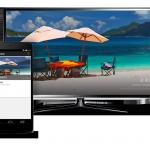 Chromecast – Le choix des fonds d'écran disponible