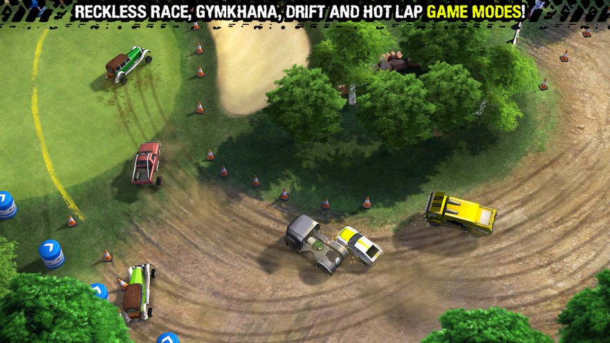 Reckless Racing 3   Applications Android sur Google Play