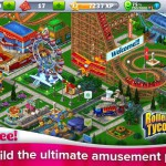 RollerCoaster Tycoon 4 Mobile – Disponible sur Google Play