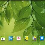 Weatherback – Votre fond d'écran change avec la météo