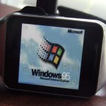 Android Wear – Faites tourner Windows 95 [V[Vidéo]width=