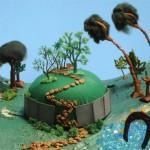 iPollute – Une jeu écolo avec des animations faîtes à la main