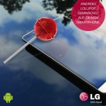 LG G2 et G3 – Mise à jour Lollipop au 4ème trimestre 2014