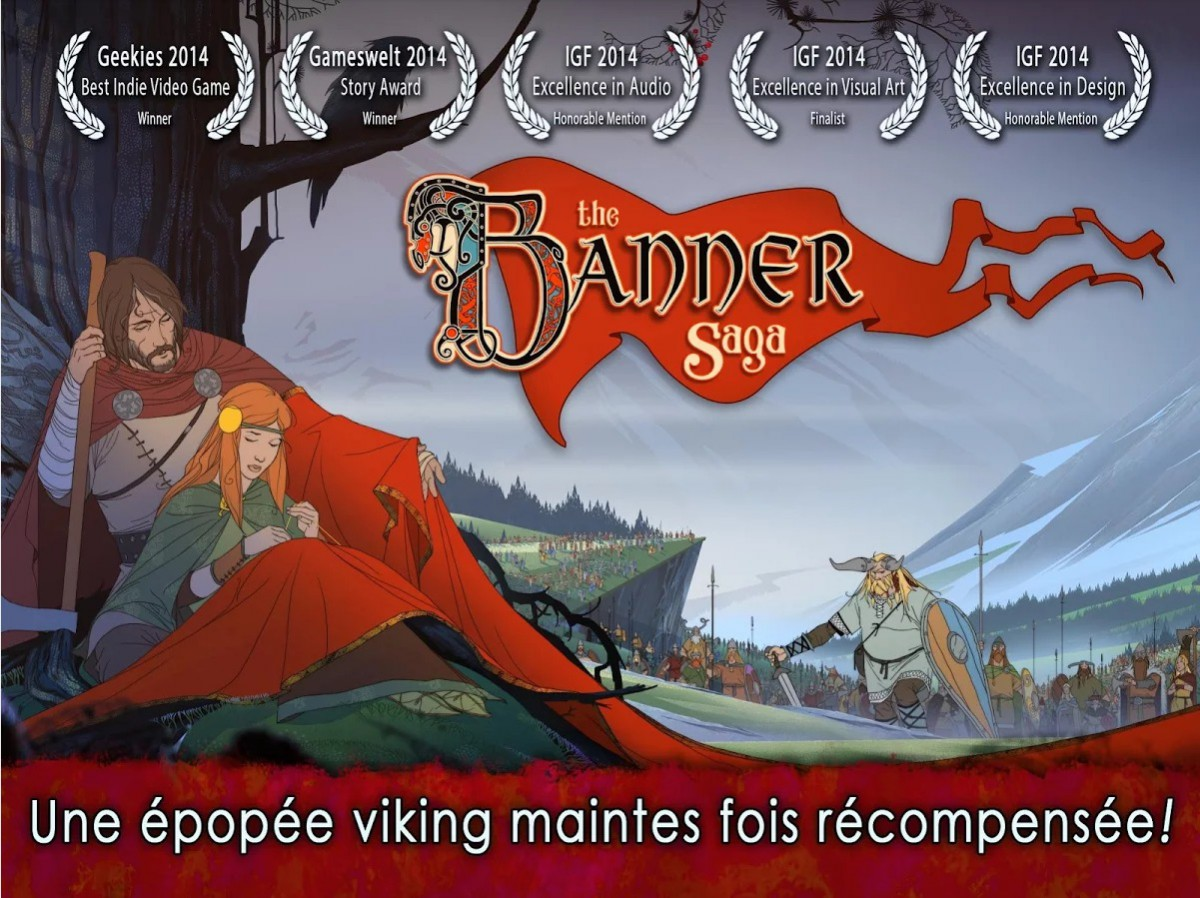 Banner Saga   Applications Android sur Google Play