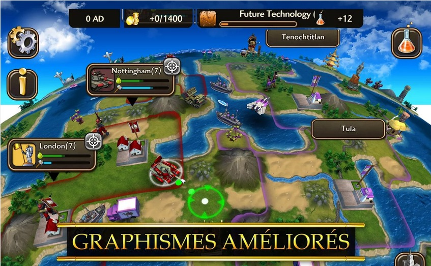 Civilization Revolution 2   Applications Android sur Google Play