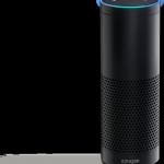 Amazon Echo – un haut parleur bluetooth à reconnaissance vocale