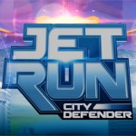 Jet Run: City Defender – Sauvez la terre d'une invasion extraterrestre