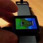 Android Wear – Un émulateur Playstation en vidéo