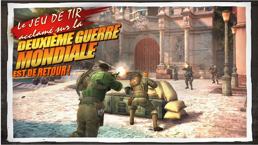 Brothers in Arms® 3   Applications Android sur Google Play
