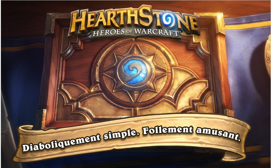 Hearthstone Heroes of Warcraft   Applications Android sur Google Play