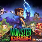Monster Dash – Version Android disponible sur Amazon App-Shop