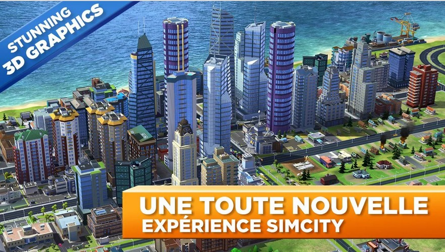 SimCity BuildIt   Applications Android sur Google Play