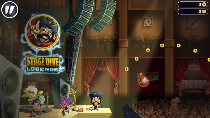 Stage Dive Legends   Applications Android sur GooglePlay