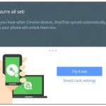 Android 5.0 – Débloquez votre ChromeBook avec Smart Lock