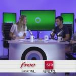 Andromag S02E08 – Le programme de l'émission de ce soir